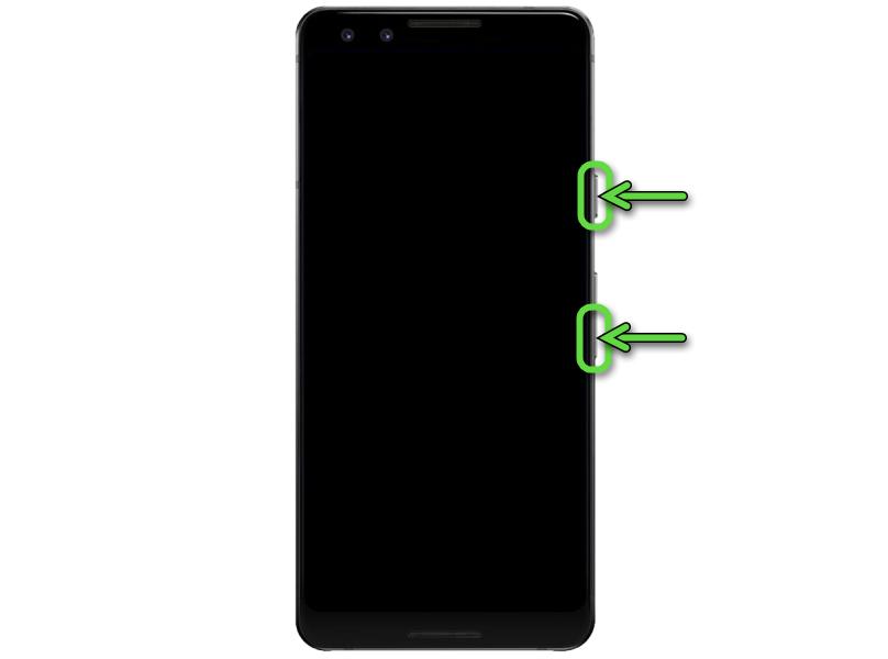 Android FASTBOOT Перевод девайса в режим с помощью аппаратных кнопок