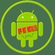 Ошибка «приложение не установлено» на Андроид