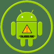 В приложении com.android.phone произошла ошибка
