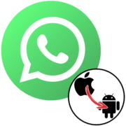 Как перенести чаты WhatsApp с iPhone на Android