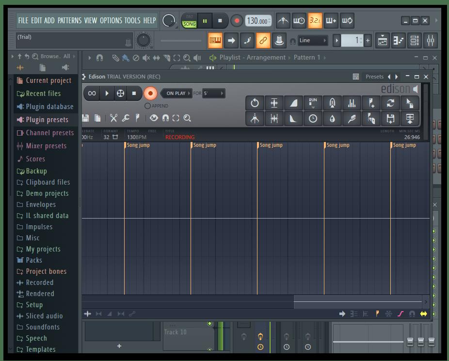 Использование программы FL Studio для записи голоса