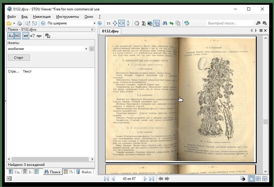 Использование программы STDU Viewer для чтения PDF-файлов