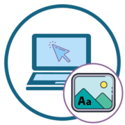 Как добавить надпись на фото онлайн
