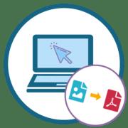 Как объединить JPG в один файл PDF онлайн