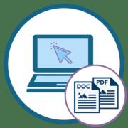 Как преобразовать Word в ПДФ онлайн
