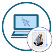 Как вырезать фон с картинки онлайн